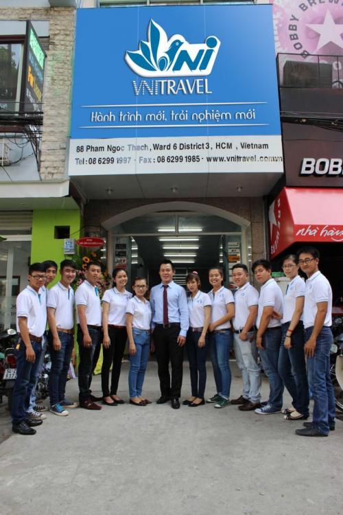 Công ty TNHH DV DL Việt Nam Kết Nối